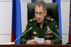 وزیر دفاع روسیه: نیروهای سوری بر ۹۰ درصد کشور مسلط شده اند
