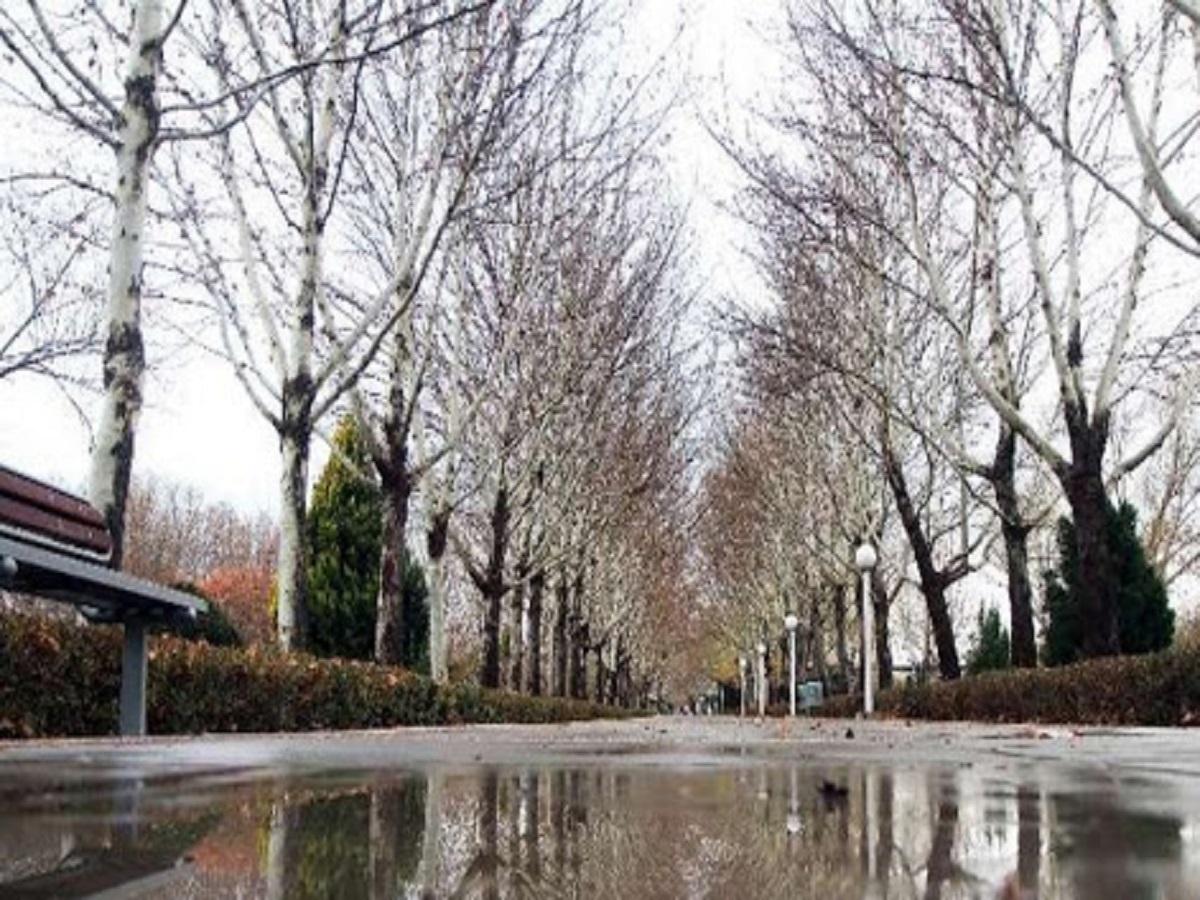 میانگین بارندگی در چهارمحال و بختیاری به ۳۲۳ میلیمتر رسید