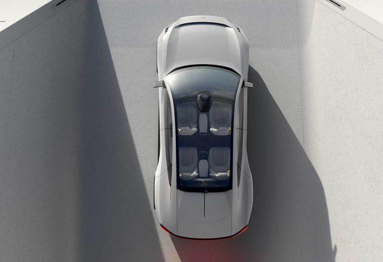 معرفی خودرو پولستار پِرسِپت کانسپت + مشخصات