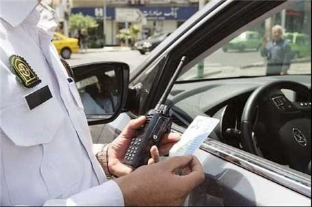 دست رد ماموران پلیس راه فرمهین بر رشوه راننده