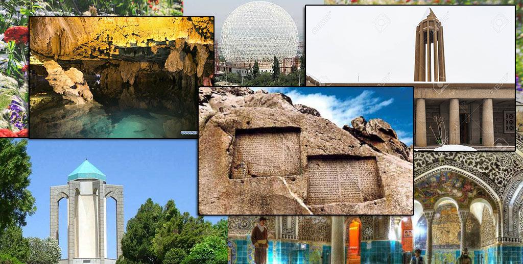 ۲۸۰ بازدید نظارتی از اماکن گردشگری استان همدان