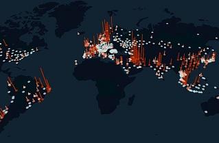 ایران بالاترین میزان مصرف اینترنت در جهان را دارد