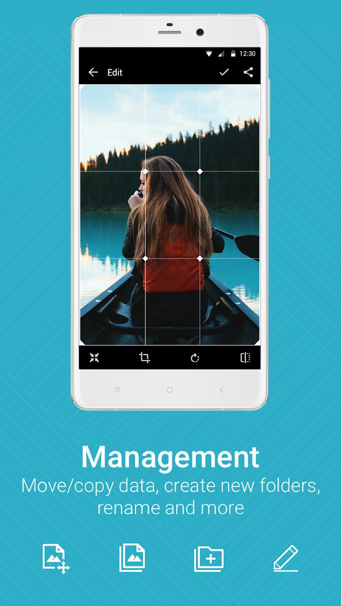 دانلود Poweramp Music Player 3-build-862 – موزیک پلیر حرفهای