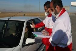 غربالگری بیش از ۲۰۰ هزار نفر در ورودیهای همدان