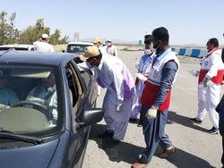 صدور ۱۰ قبض جریمه در نخستین روز از ممنوعیت تردد در نیکشهر