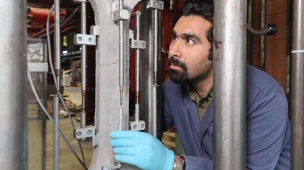 محقق ایرانی بتن حافظ محیط زیست تولید کرد