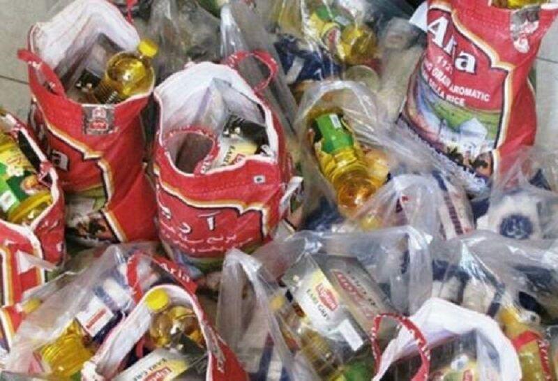 توزیع ۶۹۰ بسته معیشتی بین اقشار آسیب پذیر