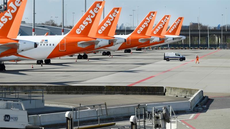 اطلاعات شخصی نه میلیون مسافر شرکت هواپیمایی EasyJet دزدیده شد