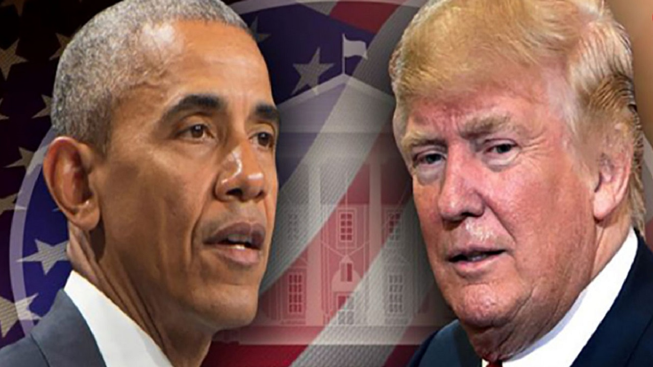 اکثر آمریکاییها اوباما را به ترامپ ترجیح میدهند