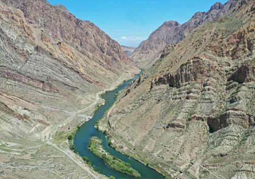 رودخانه بزرگ ارس را بیشتر بشناسیم