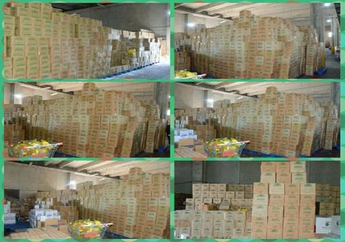 احتکار ۱۶۰ تن روغن در انبار یک فروشگاه زنجیرهای در بندرعباس